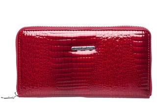 Dámská Kožená Peněženka Červená Jennifer Jones 5295