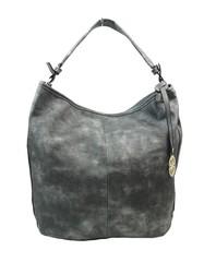 Fada Firenze kabelka dámská šedá s přívěskem