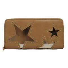 Dámská velká peněženka na zip hnědá Cavaldi YYXB-05