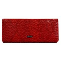 Cavaldi Dámská kožená červená peněženka P27-4