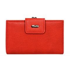 Dámská peněženka červená Cavaldi D14 MIX