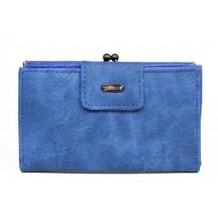 Dámská peněženka modrá Cavaldi D14 MIX